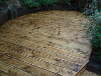 Decking Cleaning Suffolk image