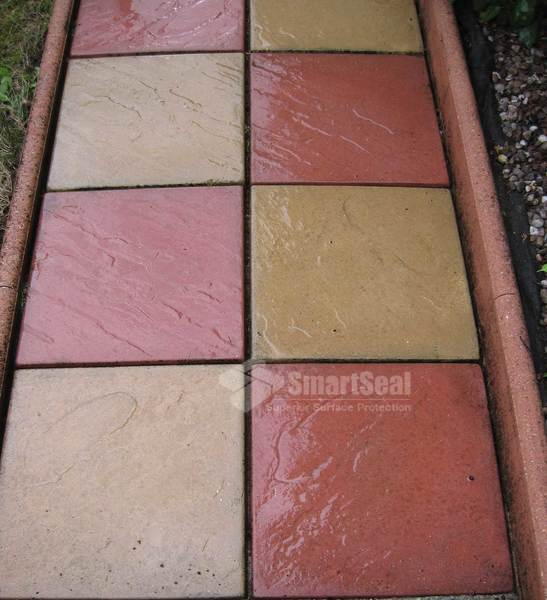 Driveway cleaning suffolk patio cleaning ipswich for Cleaning concrete patio slabs